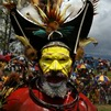 Papua New Guinea, Huli People