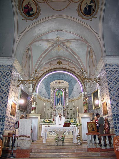 The Church of St. John the Baptist, Catholic-Franciscan Order, 2008