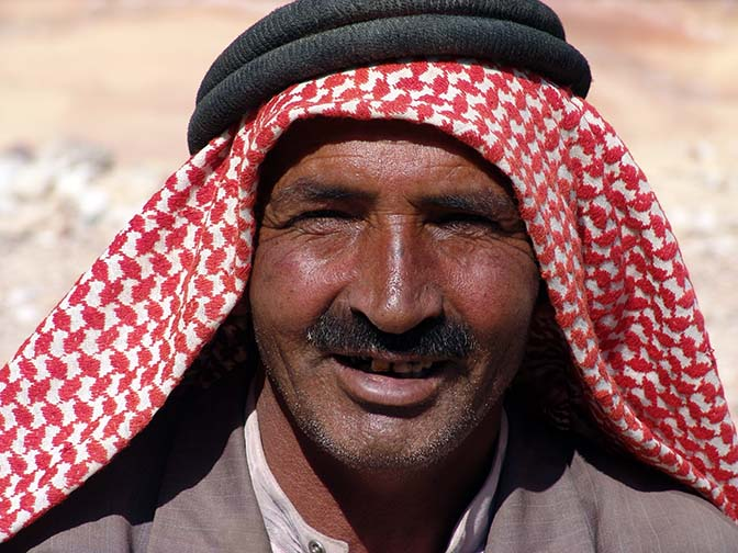 Muhammad Farage the Bedouin, Wadi Aheimir 2006