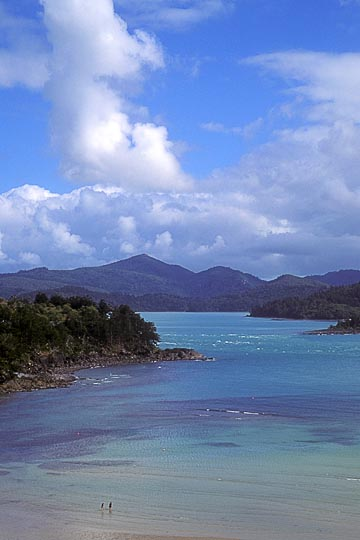 Hamilton Island, the Great Barrier Reef 1998