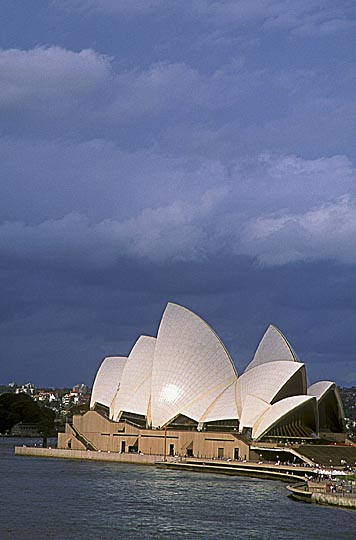Sydney Opera House, New South Wales 1999