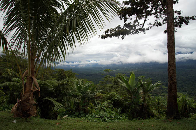 A view of the Kokoda Valley, The Kokoda Trek 2009